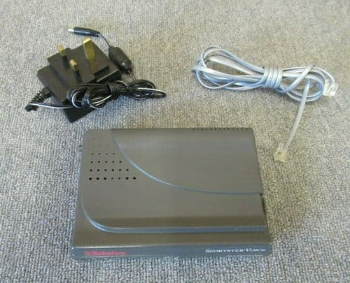 US Robotics 1.013.730-C Sportster Voice 33.6 Faxmodem with Personal Voice Mail